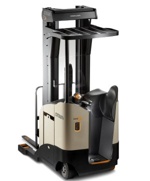 Narrow Aisle Forklifts Performance People