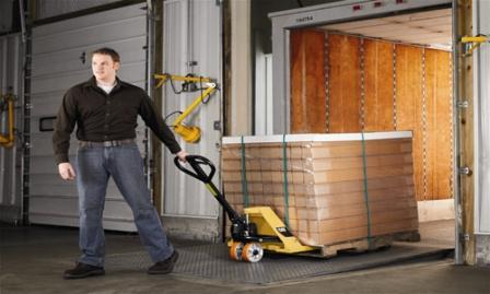 Warehouse Manual Pallet Jacks