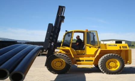 Rough Terrain Forklifts Performance People