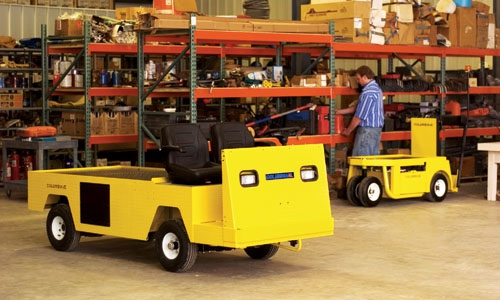 Industrial Warehouse golf Carts