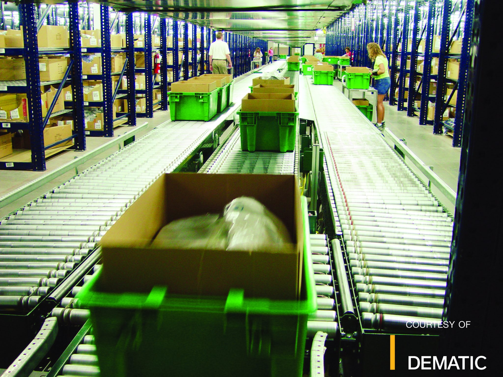 Automated Storage Amp Retrieval Systems Performance People